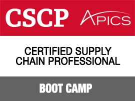 APICS Certified Supply Chain Professional (CSCP) Boot Camp