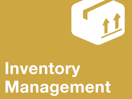 Offers knowledge of inventory management essentials, including different approaches and variables that affect decisions.