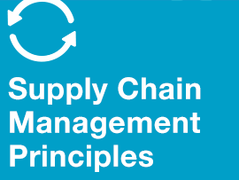 This course prepares students in the basics of supply chain and supply chain's roles within organizations.