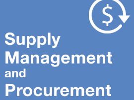 This course prepares students in the basics of supply management and procurement operations and the role of procurement within an organization's overall supply chain.