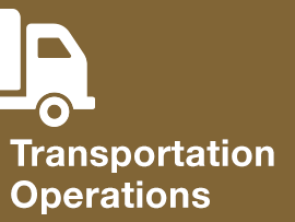 This course prepares students in the basics of transportation operations and the role of transportation within an organization's overall supply chain.