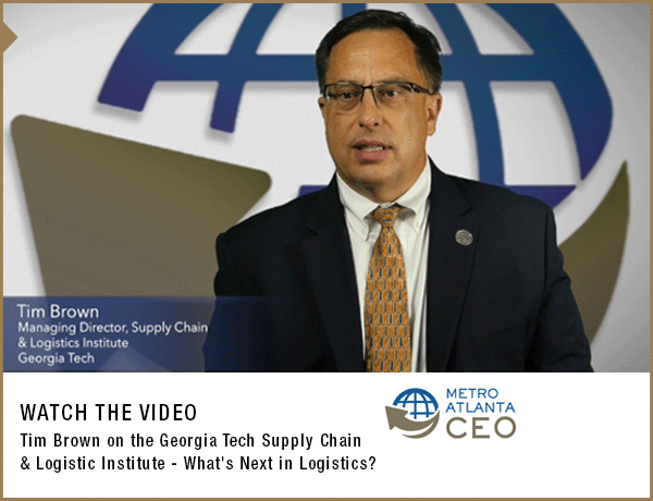 Tim Brown Featured on Metro Atlanta CEO