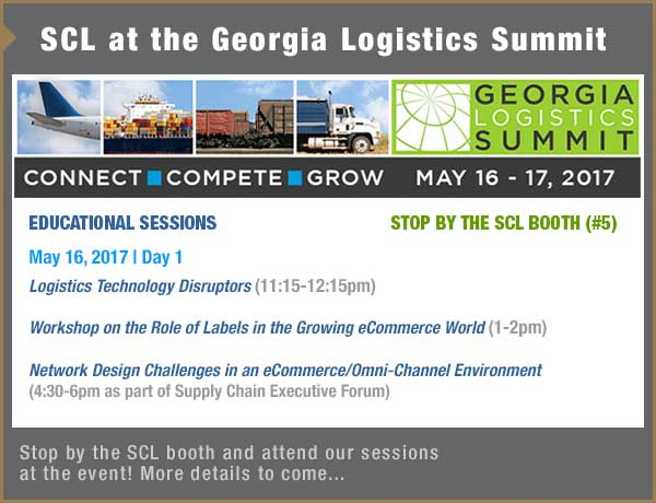 SCL at the 2017 Georgia Logistics Summit