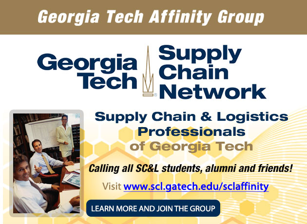 Learn more about the Georgia Tech Supply Chain Network