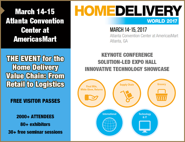 Home Delivery World 2017