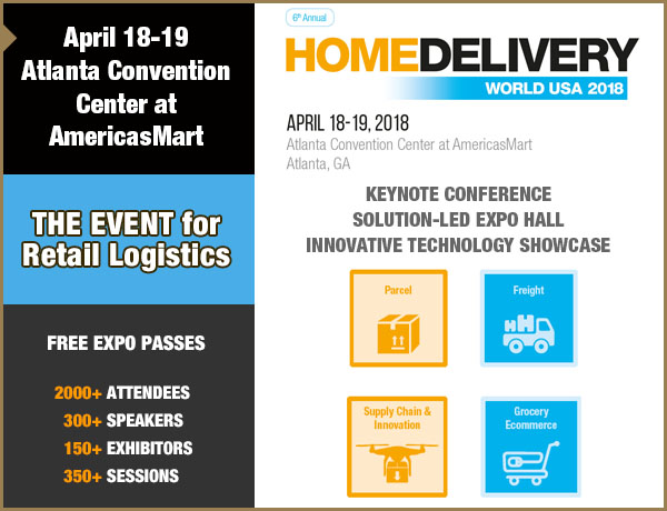 Home Delivery World 2018