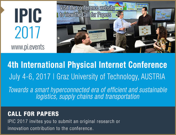4th International Physical Internet Conference (IPIC 2017)