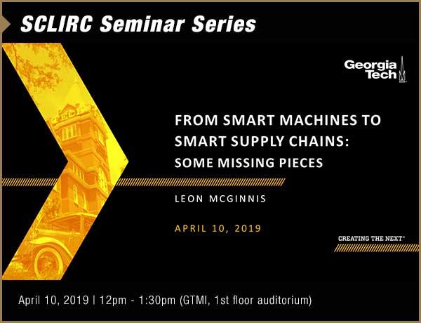 SCL IRC Seminar Series