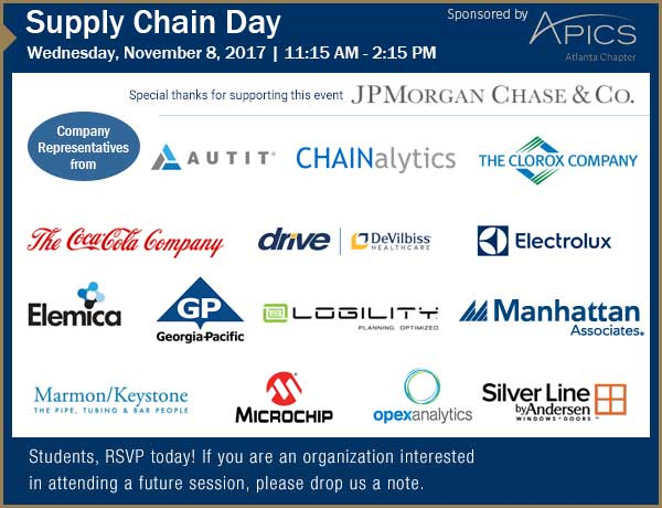 Supply Chain Day