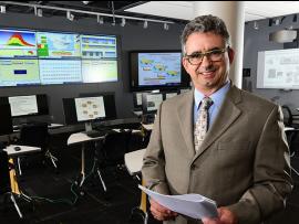 Benoit Montreuil, PI Center lab director