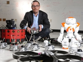 Georgia Tech Institute for Robotics and Intelligent Machines