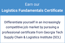 Earn a Logistics Fundamentals Certificate