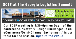SCEF meeting at the Georgia Logistics Summit