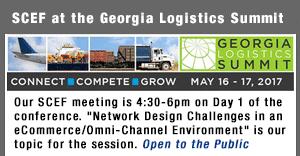 SCEF meeting at the Georgia Logistics Summit