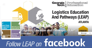Follow LEAP on Facebook