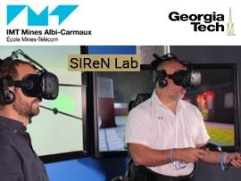 Sentient Immersive Response Networks Lab (SIReN Lab)