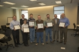 GTSCL LEAN certificate holders - June 2010