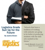 Logistics Grads Suit Up for the Future