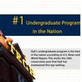 ISyE's undergraduate program ranks as the top program of its kind for the 24th consecutive year.