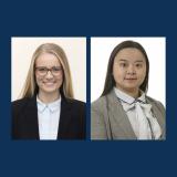 Jana Boerger and Emma Wu