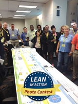 Lean in Action Photo Contest