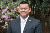 Abe Cheung, Logistics Education And Pathways (LEAP) participant