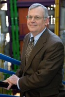 Professor Leon McGinnis, Eugene C. Gwaltney Chair