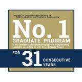 No. 1 Graduate Program for 31 Years