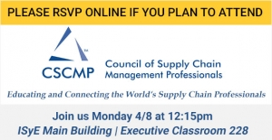 CSCMP Information Session