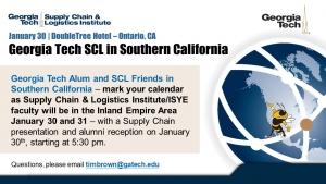 Georgia Tech SCL in Southern California
