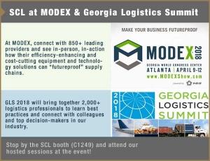 MODEX / Georgia Logistics Summit 2018