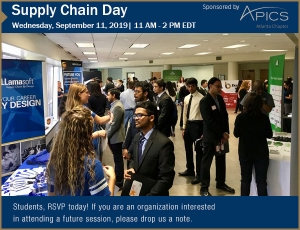 SCL September 2019 Supply Chain Day