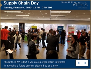 SCL February 2020 Supply Chain Day