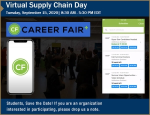 SCL September 2020 Virtual Supply Chain Day