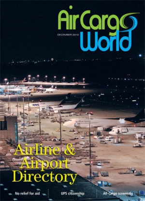 Air Cargo World Nov/Dec 2010 issue