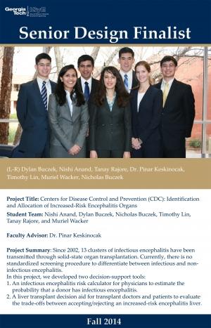 ISyE CDC Senior Design Team