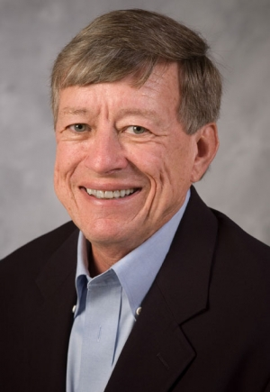 Donald Ratliff, executive director of Georgia Tech's Supply Chain & Logistics Institute