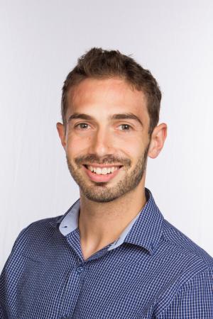 ISyE Ph.D. Student Ethan Mark