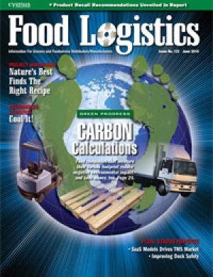 June 2010 Issue of Food Logistics Magazine