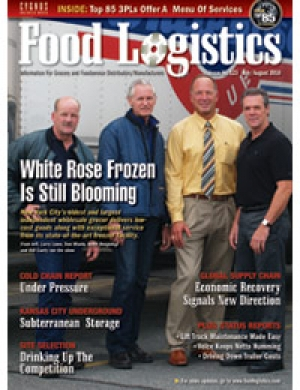 July/August 2010 Issue of Food Logistics Magazine