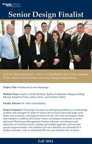 ISyE Interface Senior Design Team