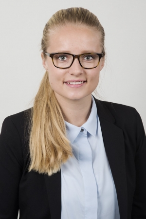 ISyE Ph.D. student Jana Boerger