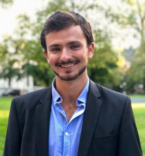 ISyE Assistant Professor Mathieu Dahan