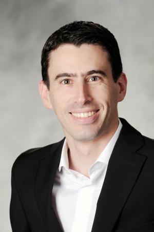 ECE Associate Professor Matthieu Bloch