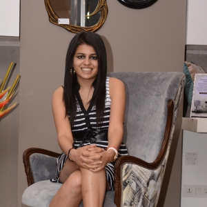 ISyE alumna Natasha Jain, co-founder of Bent Chair