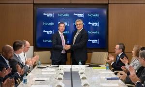 Novelis CEO and Georgia Tech EVPR