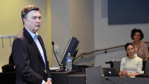 Smart Cities Conference: Dennis Lockhart
