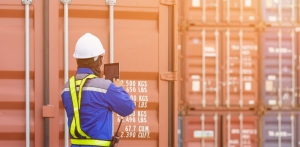 Supply Chain Shipping Containers