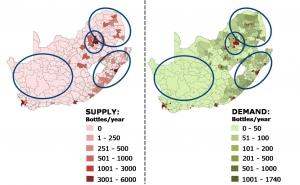 Breast milk supply-demand South Africa