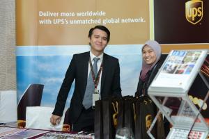 UPS Sponsor pic- 2013 Health & Humanitarian Logistics Conference